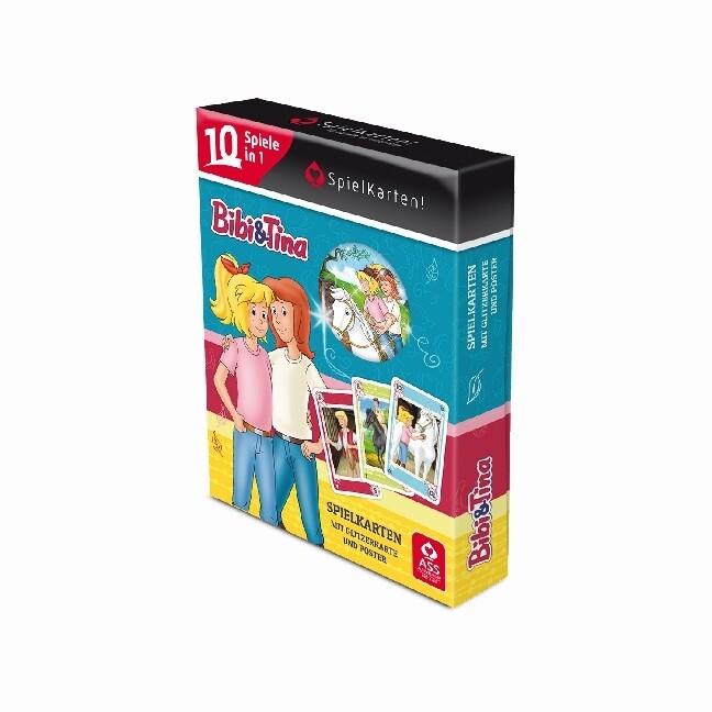 SpielKarten! - Bibi & Tina (Kartenspiel) als sonstige Artikel