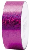 Holographic Tape, Gepunktet Pink