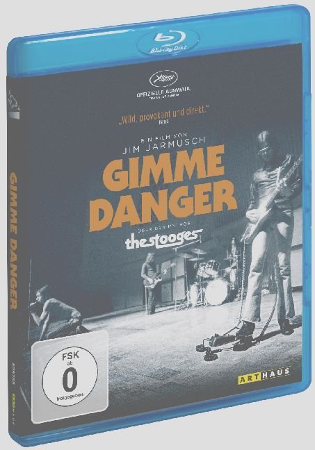 Gimme Danger / Blu-ray