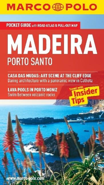 Madeira, Porto Santo Marco Polo Guide als Buch von