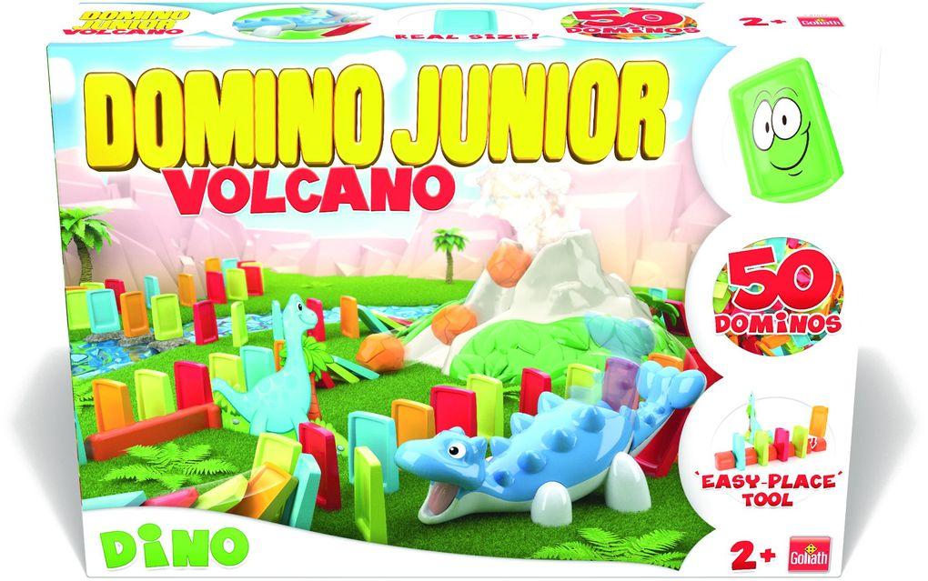Goliath Toys - Domino Express Junior Dino Vulcano