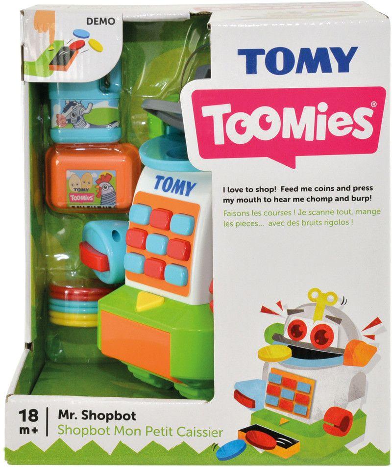 Tomy - Toomies - Mr. Shopbot als sonstige Artikel