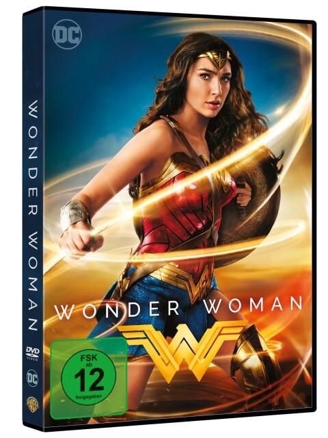 Wonder Woman als DVD
