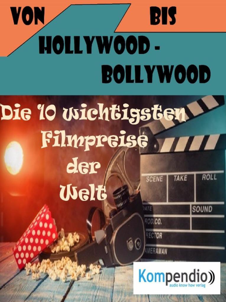 Von Hollywood bis Bollywood: als eBook
