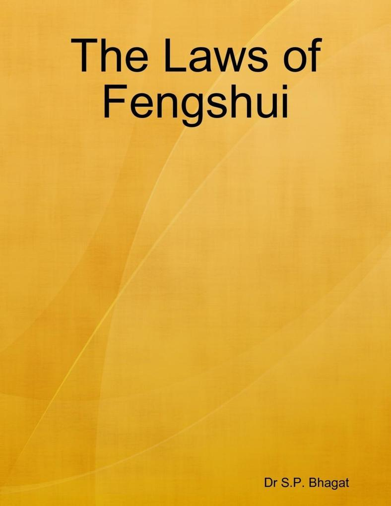 The Laws of Fengshui als eBook Download von Dr ...