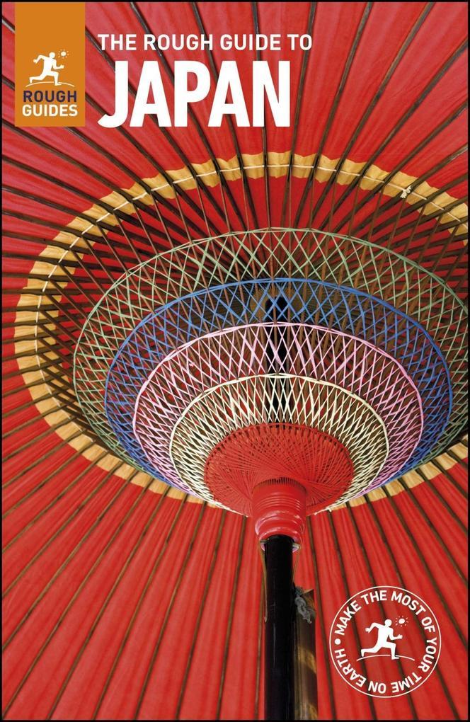 Rough Guide to Japan als eBook Download von Rou...