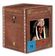 Gojko Mitic - Gesamtedition - 12er DVD-Schuber
