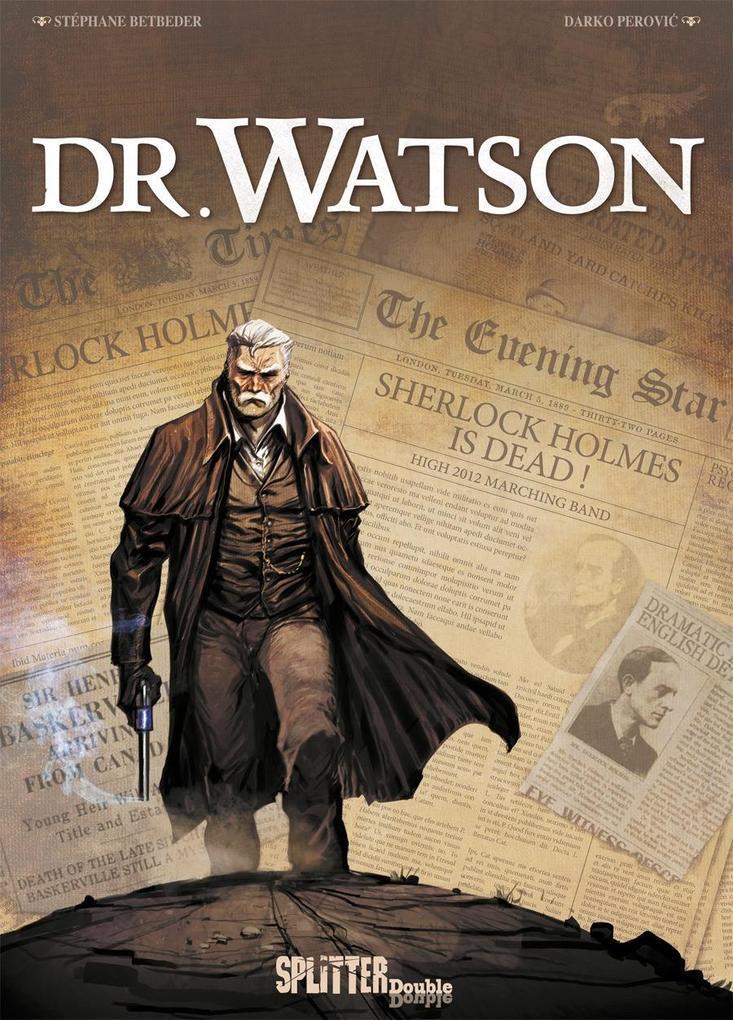 Dr. Watson als Buch