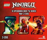 LEGO® Ninjago Hörspielbox 3