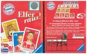 FC Bayern München Elfer raus! Ravensburger Kartenspiele