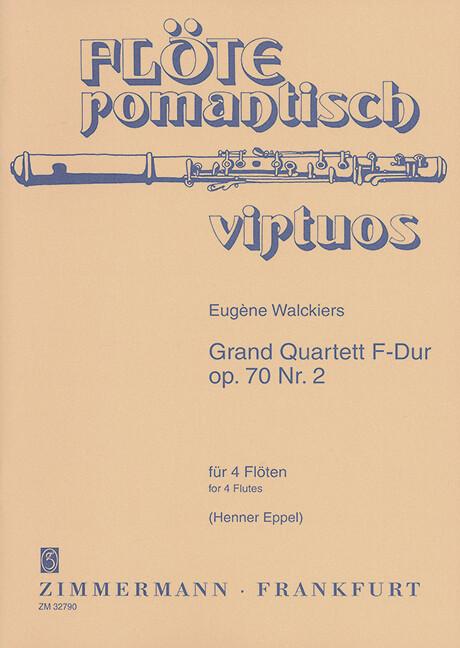 Grand Quartett Nr. 2 F-Dur als Buch von Eugène ...