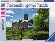 Ravensburger Puzzle - Idyllische Wartburg, 1000 Teile