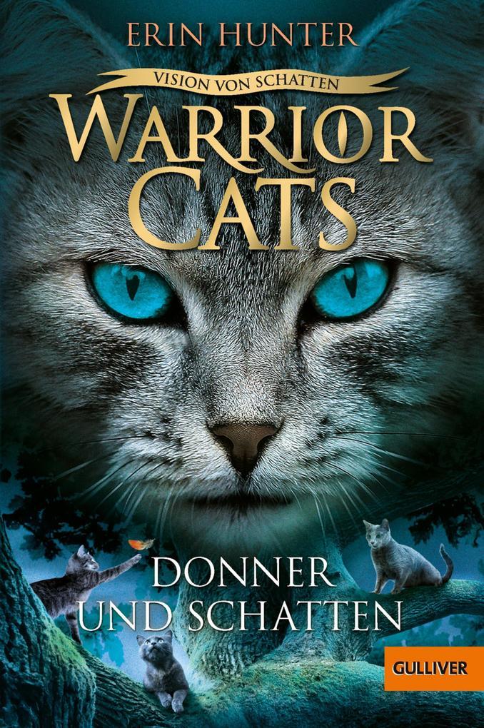 Warrior Cats - Vision von Schatten. Donner und Schatten als eBook