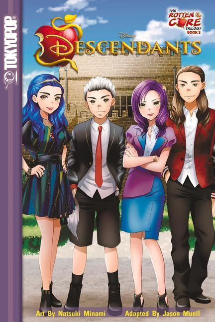 Disney Manga: Descendants the Rotten to the Cor...