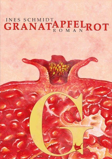 Granatapfelrot als Buch