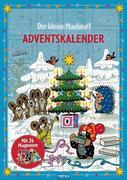 "Magnet-Adventskalender ""Der kleine Maulwurf"""