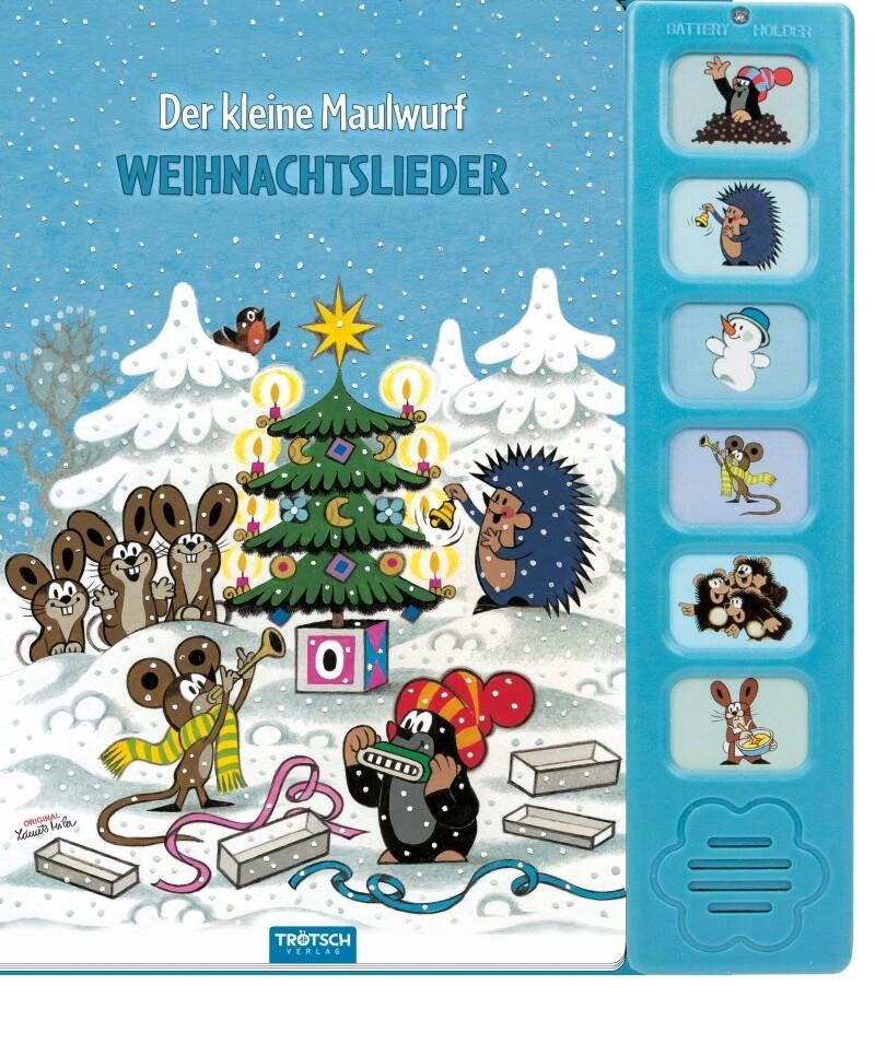 Weihnachtslieder Soundbuch \