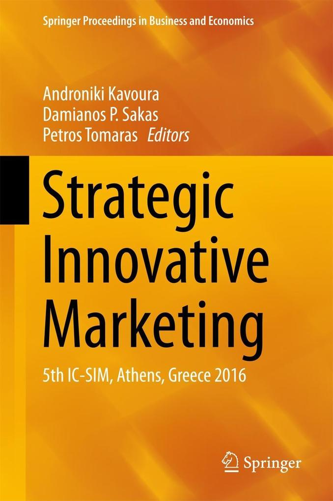 Strategic Innovative Marketing als eBook Downlo...