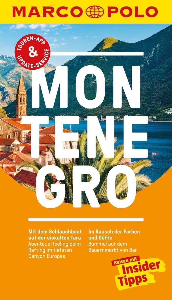 MARCO POLO Reiseführer Montenegro als eBook Dow...