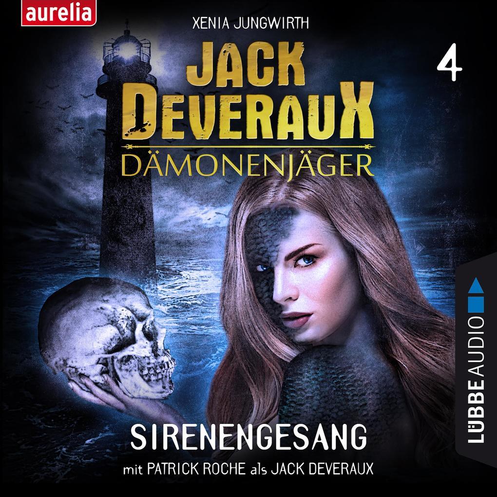 Sirenengesang - Jack Deveraux 4 (Ungekürzt) als Hörbuch Download