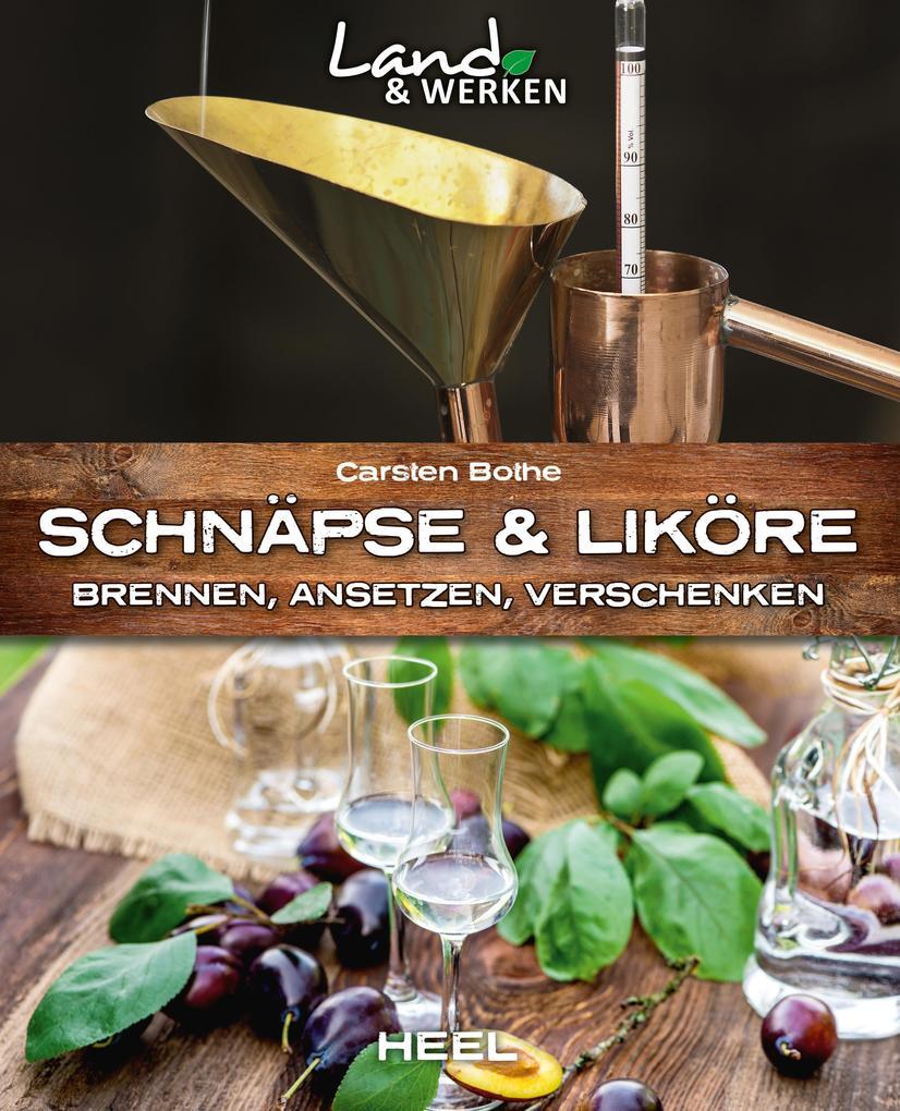 Schnäpse & Liköre als eBook Download von Carste...