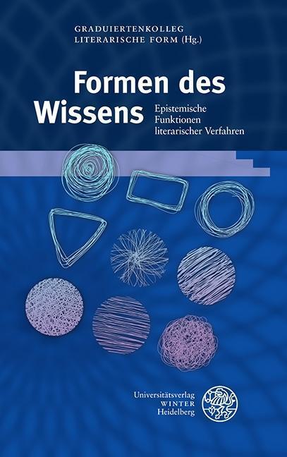 Formen des Wissens als eBook Download von