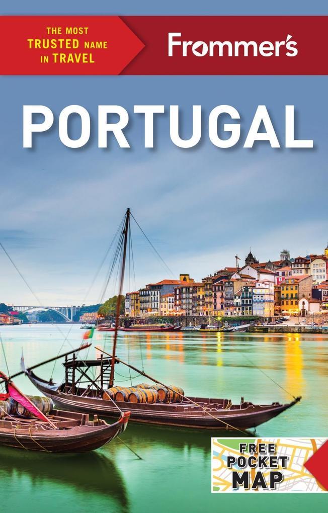 Frommer´s Portugal als eBook Download von Paul ...