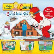 Meine Freundin Conni - 05: Conni fährt Ski / Conni und der Osterhase / Conni geht zum Kinderarzt / Conni spielt Fußball (Vier Hörspiele zur TV-Serie)