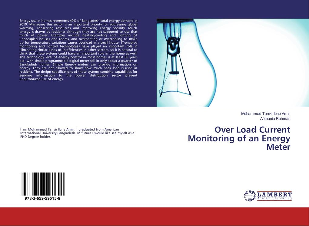 Over Load Current Monitoring of an Energy Meter...