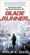 Blade Runner. Movie Tie-In