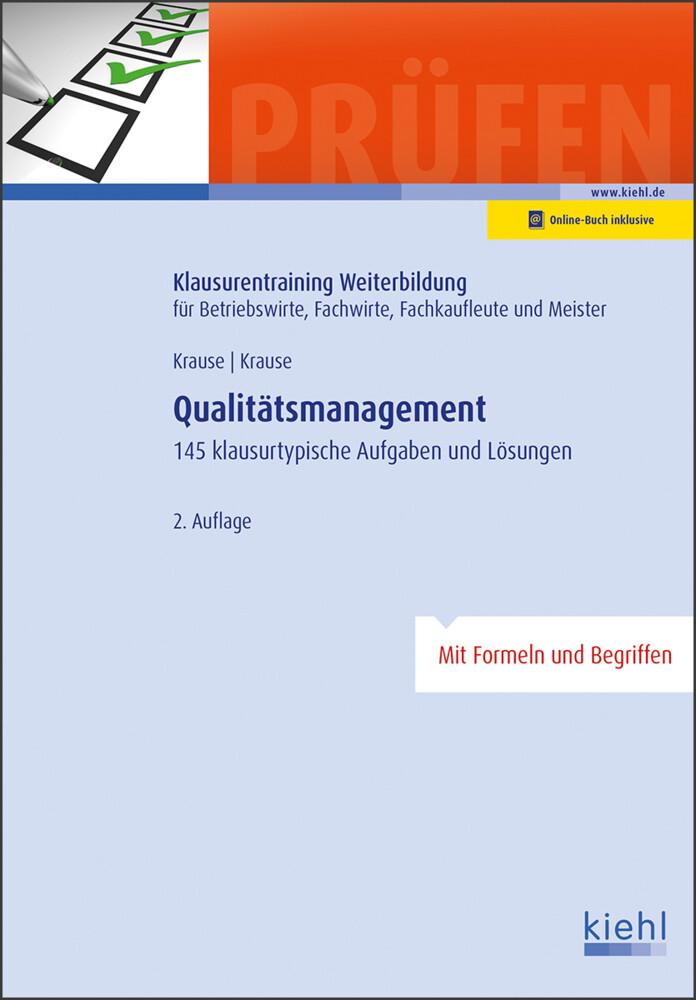 Qualitätsmanagement als Buch von Günter Krause,...