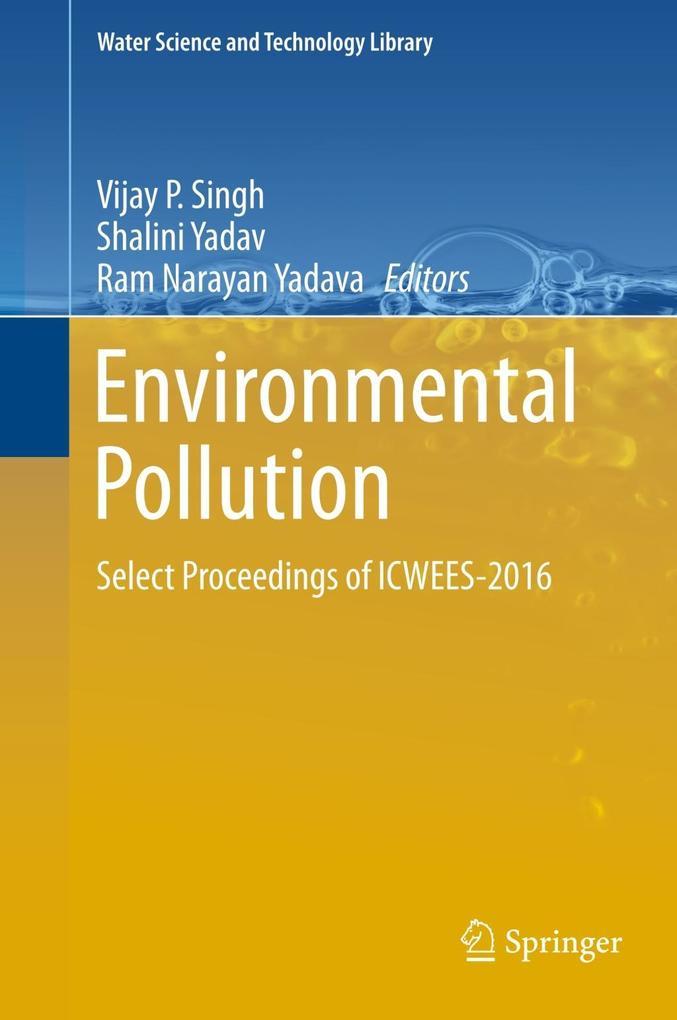 Environmental Pollution als Buch von