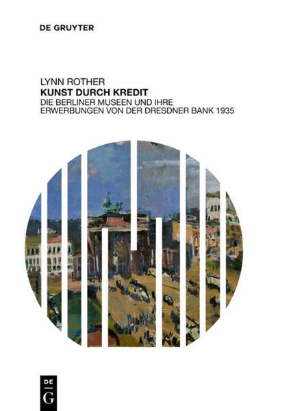 Kunst durch Kredit als Buch von Lynn Rother