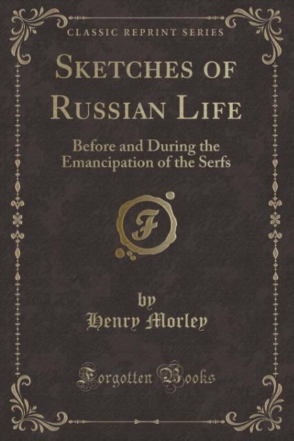 Sketches of Russian Life als Taschenbuch von He...