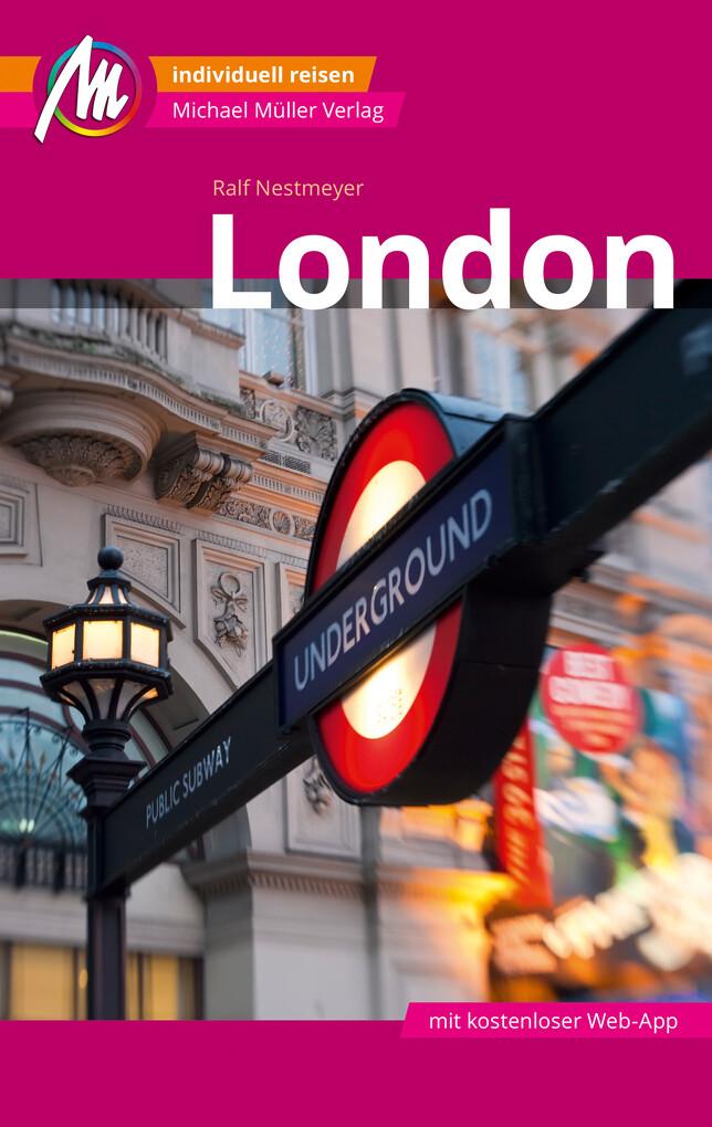 London Reiseführer Michael Müller Verlag als eBook