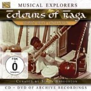 Musical Explorers:Colours Of Raga