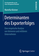 Determinanten des Exporterfolges