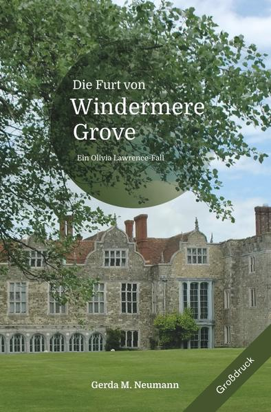 Die Furt von Windermere Grove [Großdruck] als Buch