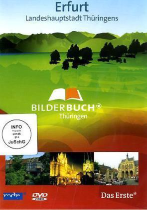 Bilderbuch Deutschland. Thüringen. Erfurt. DVD-...