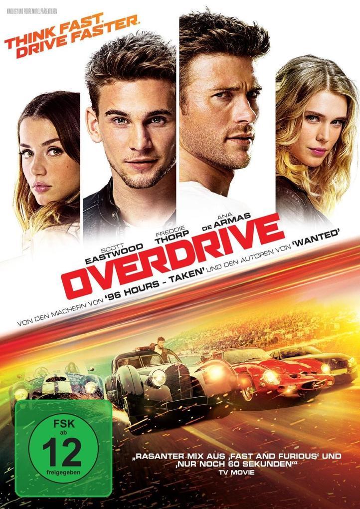 Overdrive als DVD