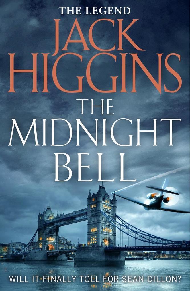 Midnight Bell als Taschenbuch von Jack Higgins