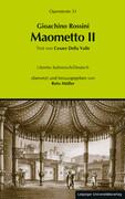 Gioachino Rossini: Maometto II