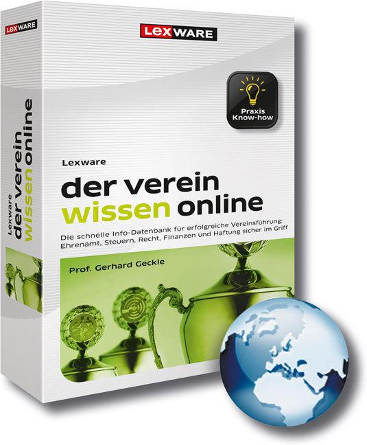 Lexware der verein wissen, 1 CD-ROM