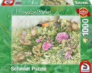 Festmahl auf der Wiese - Puzzle Marjolein Bastin 1000 Teile