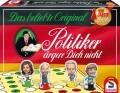 Politiker ärgere Dich nicht