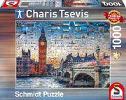 London - Puzzle Charis Tsevis 1000 Teile