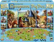 Carcassonne, Big Box 2017 - Hans im Glück Spiel