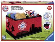 Aufbewahrungsbox - FC Bayern München 3D Puzzle