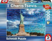 New York - Puzzle Charis Tsevis 1000 Teile
