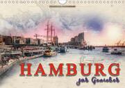 Hamburg für Genießer (Wandkalender 2018 DIN A4 quer)